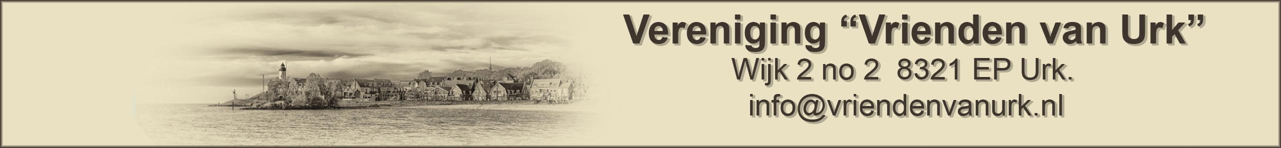 beeldbank Vrienden van Urk foto, film en info over Urk en zijn geschiedenis